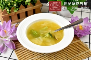 蔬菜濃湯 vegetables soup